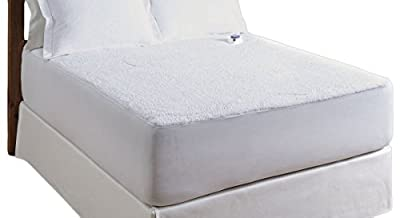 Serta Luxurious Sherpa Top Low-Voltage Electric Heated Mattress Pad