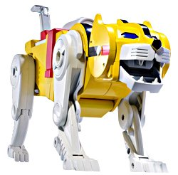 Mattel Voltron Exclusive Action Figure Yellow Lion
