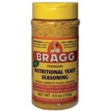 Bragg Premium Nutritional Yeast Seasoning, 4.5 Ounce -- 12 per case.