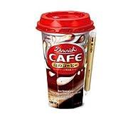 グリコ ドロリッチCAFE 泡のコーヒー