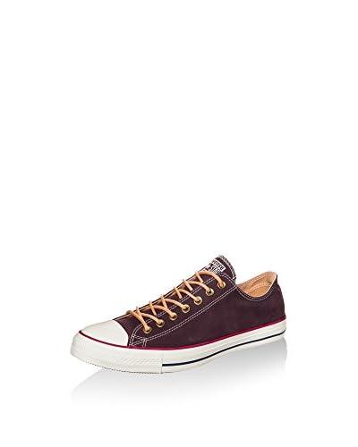 Converse Sneaker Chuck Taylor All Star Ox [Melanzana/Bianco]