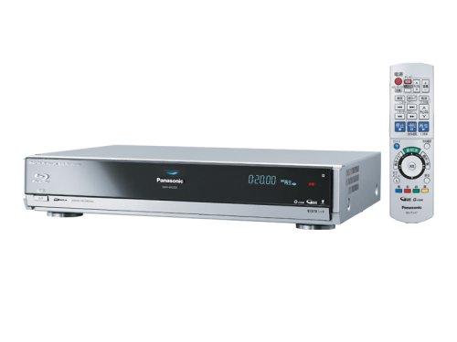 パナソニック 500GB 2チューナー ブルーレイレコーダー DIGA DMR-BW200-S