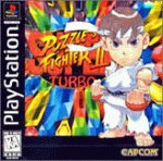 Super Puzzle Fighter - PlayStation