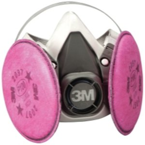3M P100 Particulate Respirator Mask photo