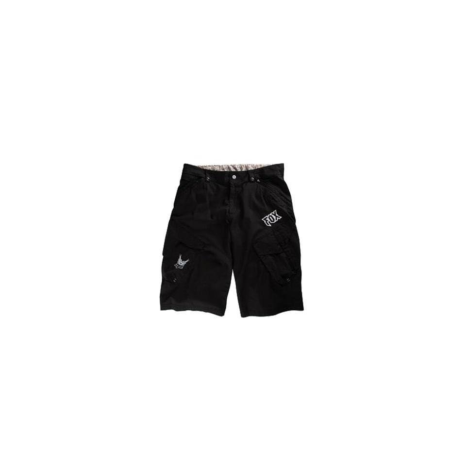 Fox Racing Mens Sergeant Bike Shorts   Black   26076 001