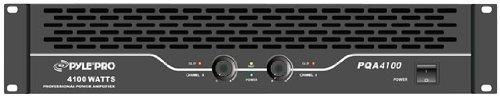 Pyle-Pro PQA4100 19'' Rack Mount 4100 Watts Professional