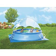 15 foot x 42 inch Quick Set Canopy Pool