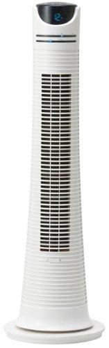 Apice アピックス 【省エネDCモーター搭載】 タワーファン アロマ対応 ホワイト AFT-940R-WH