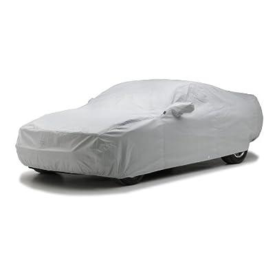 Custom Fit Car Cover for Chevrolet Corvair (Noah Fabric, Gray