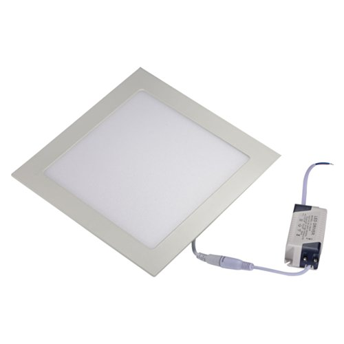 Mudder 18W 2835 Smd Led White Light Square Recessed Ceiling Panel Down Light Lamp