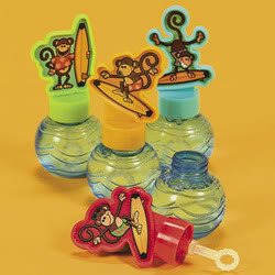 Image #1 of Beach Monkey Bubbles