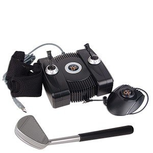Mad Catz GameTrak Real World Golf Interactive Video Game for PC w Golf Club... by Mad Catz