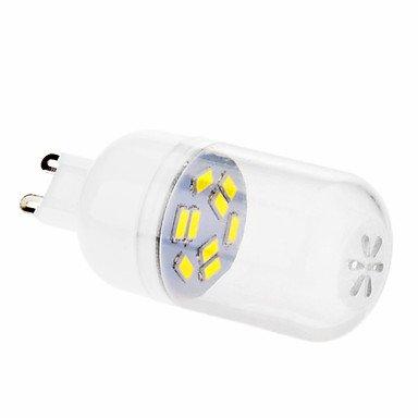 M.M G9 4W 9X5630Smd 280Lm 2500-3500K Warm White Light Led Globe Bulb (220-240V)