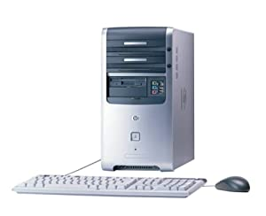 HP Pavilion a610n Desktop PC (2.10 GHz Athlon, 512 MB RAM, 160 GB Hard Drive, DVD/CD-RW Drive)