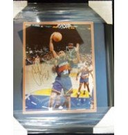 Signed Barkley, Charles (Phoenix Suns) 11x14 photo in frame ready to display on wall... by Powers Collectibles