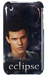 Twilight Eclipse Jacob iPhone custodia
