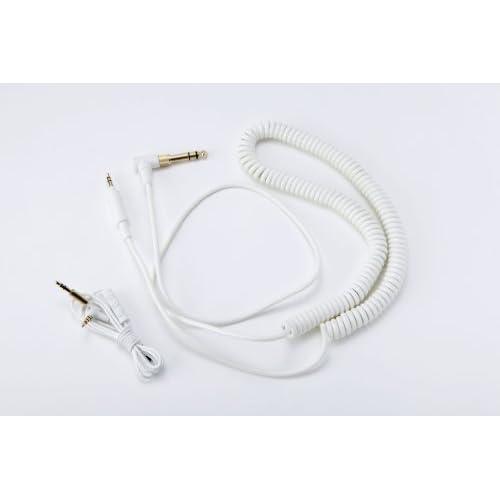 NIXON HEADPHONES: RPM/ WHITE NH019100-00の写真05。おしゃれなヘッドホンをおすすめ-HEADMAN(ヘッドマン)-