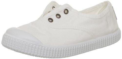 Inglesa Lona Tenida Punt 106627, Unisex - Kinder Sneaker, Weiß (Blanco), 28 EU