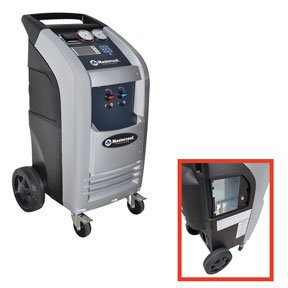 Mastercool (60789-H) Black/Gray Fully Automatic Recover/Recycle/Recharge Machine front-206136