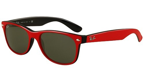 Ray-Ban Sunglasses NEW WAYFARER (RB 2132 769 52)