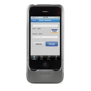 Intuit Mophie Marketplace Complete Credit Card Solution Iphone 3g & 3gs
