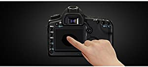 GHYC Tempered Glass LCD Screen Protector For Canon EOS 70D 77D 80D 700D 750D 760D 800D 7D Mark II 6D Mark II 8000D 9000D Rebel T5i T6i T6s T7i Digital Camera