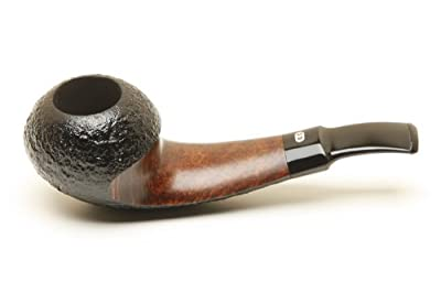 Chacom Eltang Half Sandblast Tobacco Pipe brought to you by Chacom