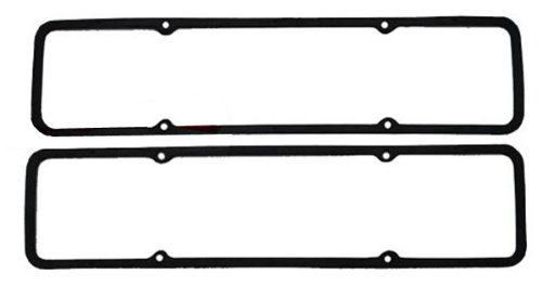 1955-86 Chevy Small Block 265-283-305-327-350 Steel Core Valve Cover Gaskets (Valve Cover Small Block Chevy compare prices)