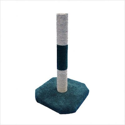 Tall Sisal Cat Scratching Post Color: Brown