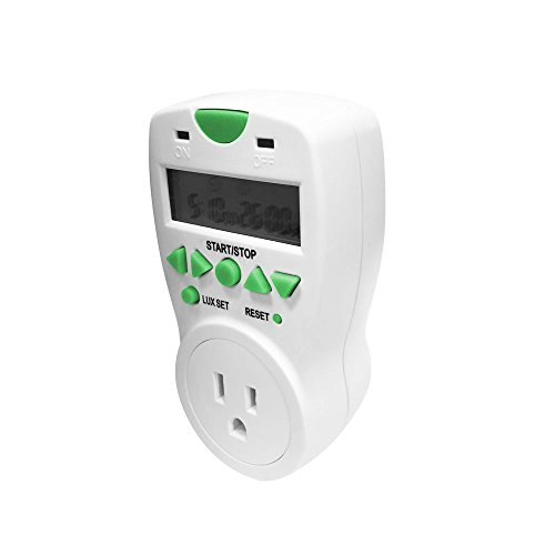 AgroMax 10-Second to 99-Hour Digital Short Cycle Timer (Cycle Electrical compare prices)