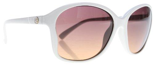 Von ZipperVonzipper Runaway Sunglasses White/Gradient Lens Mens