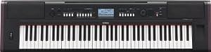 Yamaha NPV80 Clavier numérique 76 Touches 12 W Noir