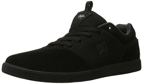 DC Men's Cole Signature Skate Shoe, Black, 9.5 M US