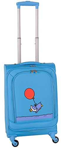 ed-heck-flying-penguin-spinner-luggage-21-inch-sky-blue-one-size