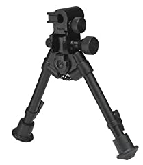 "Versa Pod Bipod w/7"" To 9"" Height Adjustment"
