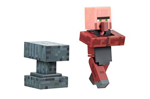Minecraft Minecraft - Blacksmith Villager Action Figure