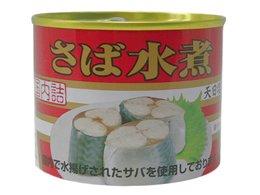 キョクヨー(極洋) 缶詰 さば水煮 190g 12個