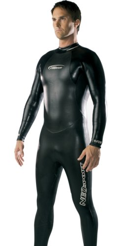 Studio: Henderson Aquatics, Inc. Title: Sprint Triathlon Sleeved Wetsuit