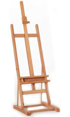 Mabef MBM-09d Studio Easel with Tray