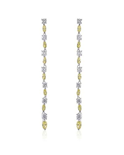 CZ BY KENNETH JAY LANE Orecchini Dangle