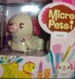 Tomy micro pets i - cherry bnib