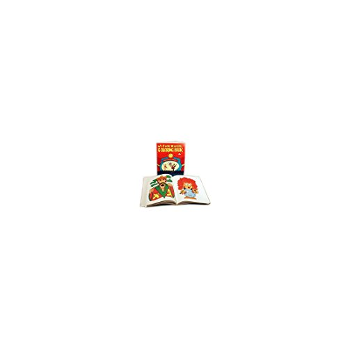 Magico libro da colorare widescreen