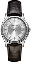 Hamilton H32411555 American Classics Jazzmaster Mens Watch - Silver Dial