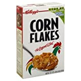 Kelloggs Corn Flakes Cereal, 24 oz (Pack of 4)