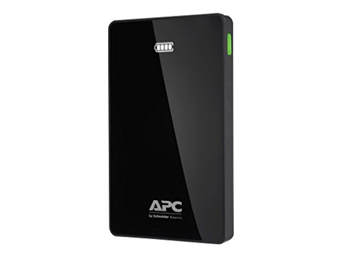 APC Dual USB Slim Portable Power Pack for Phones and Tablets - 10,000 mAh (Apc 10000mah Mobile Power Pack compare prices)