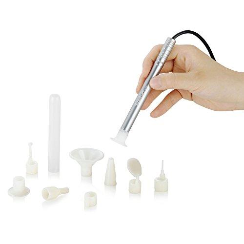 Supereyes B003+ 2,0 MP CMOS von 0,1 bis 300-fach vergrößerndes USB Digitalmikroskop, Endoskop, Lupe, Otoskop mit 11 mm Ø und Gesundheitsfürsorge-Stativ