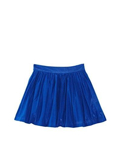 Esprit Falda Azul Royal