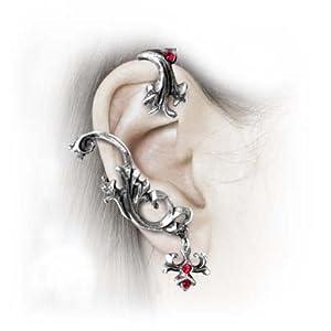 Sylvanus Alchemy Gothic Earring