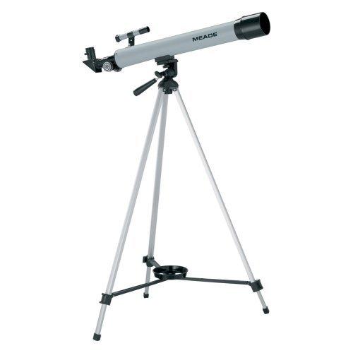 Meade 40 Az Altazimuth Achromatic Refractor Telescope - Gray (4140)