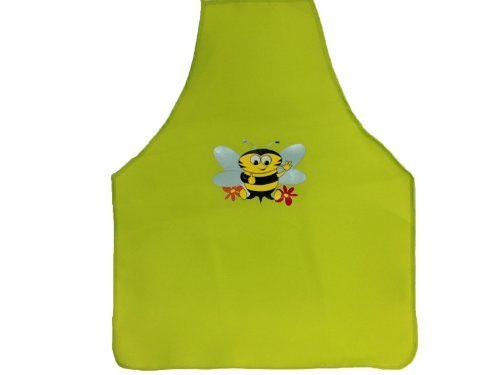Backyard Travels Bumble Bee Kids Apron